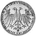 Taler Doppelgulden Johann von Österreich 1848 Vorzüglich (vz)