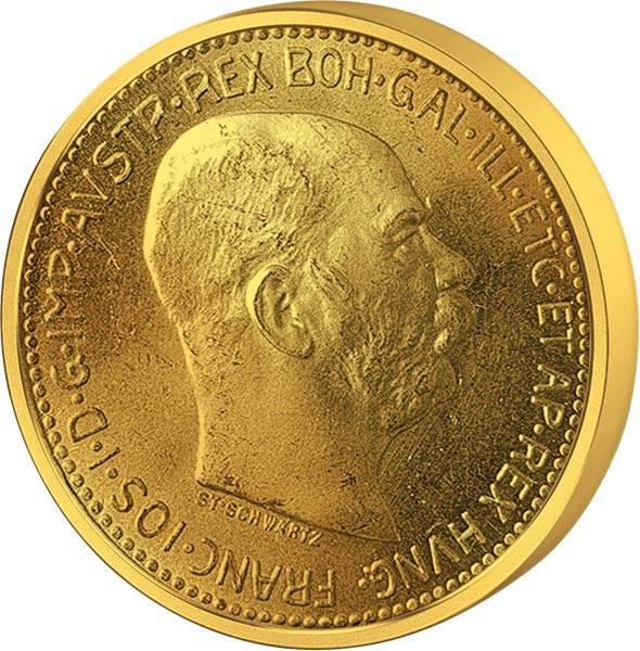 20 Kronen Österreich Franz Joseph I. JuW 1909-1916