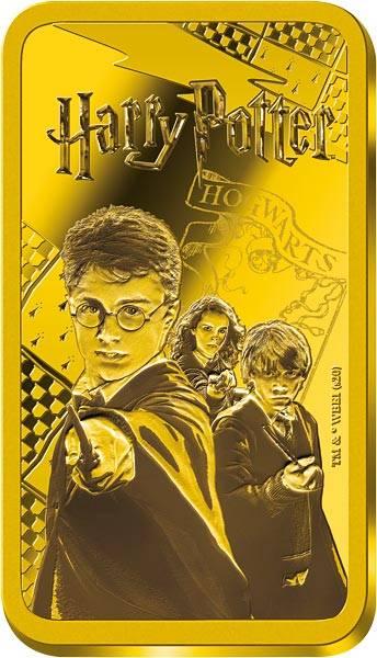 5 Dollars Cook-Inseln Harry Potter - Harry, Ron und Hermine 2020