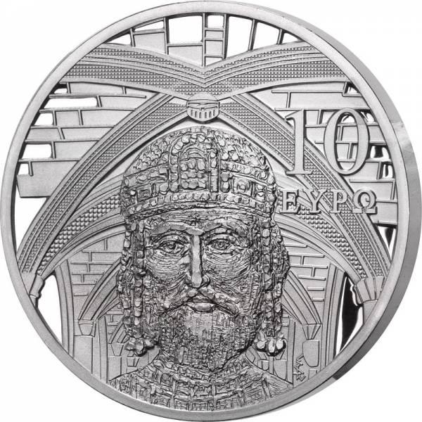 10 Euro Griechenland Gotik 2020