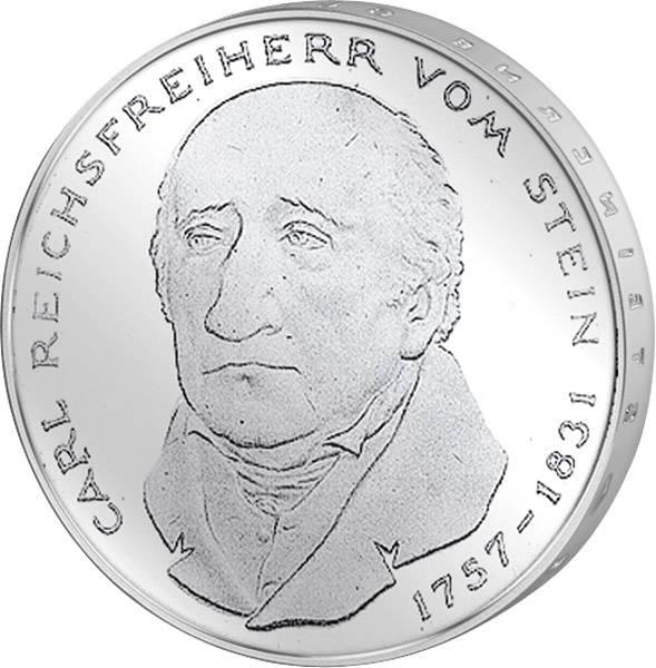 5 DM BRD Freiherr vom Stein 1981