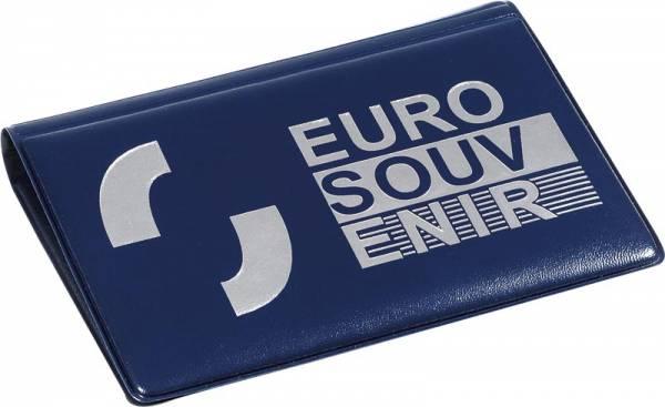 Handliches Taschenalbum für 40 Euro-Souvenir-Banknoten