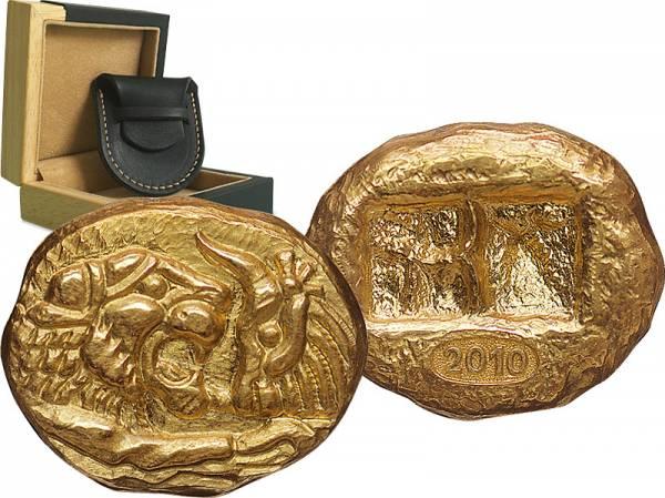 Vermächtnis des Krösus-Urvater aller Anlagemünzen