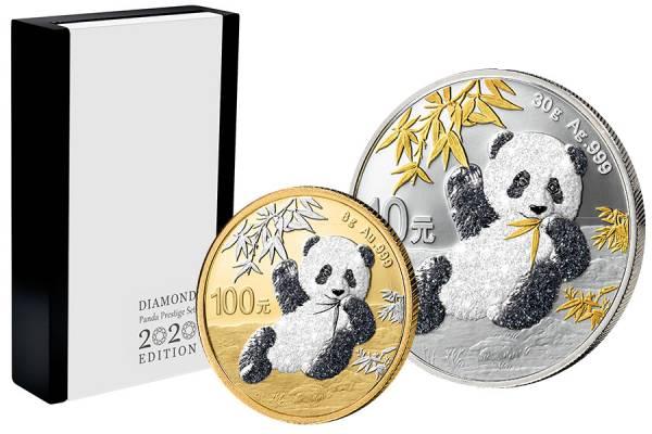 Panda Prestige Set Diamond Edition 2020