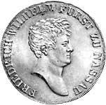 Taler Konventionstaler Friedrich Wilhelm 1810-1812 ss-vz