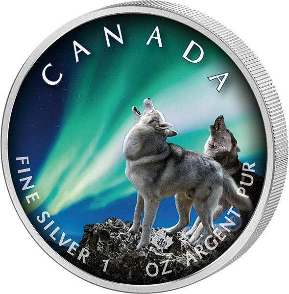 5 Dollars Kanada Maple Leaf Banff Nationalpark 2020