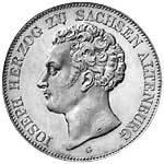 Taler Doppeltaler Joseph 1841-1843 ss-vz