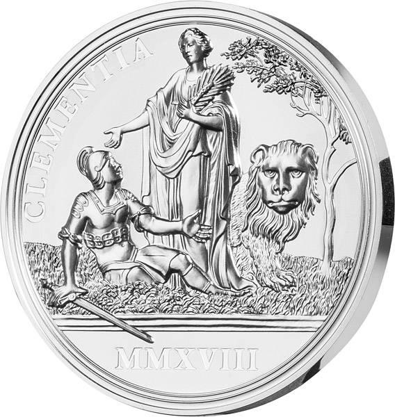 20 Euro Österreich Maria Theresia Milde und Gottvertrauen 2018