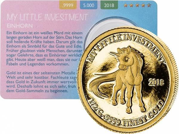 10 Dollars Salomonen Einhorn 2018
