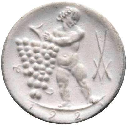 50 Pfennig Sachsen Meißen 1921
