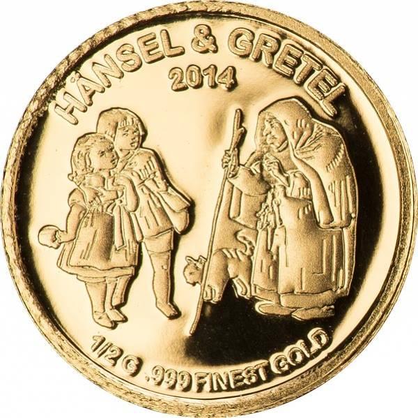 1.500 Francs Togo Hänsel und Gretel 2014