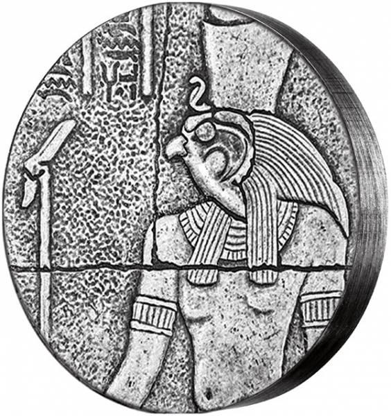 1.000 Francs CFA Tschad Ägyptische Reliquien Horus 2016 - FOTOMUSTER