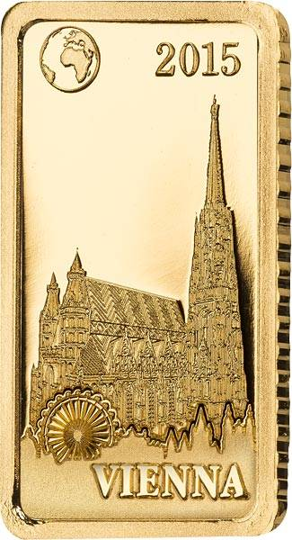 10 Dollars Salomonen Wien Stephansdom 2015