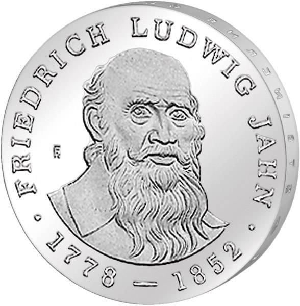 5 Mark Friedrich Ludwig Jahn