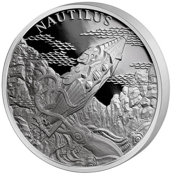 1 Dollar Niue Nautilus 2018