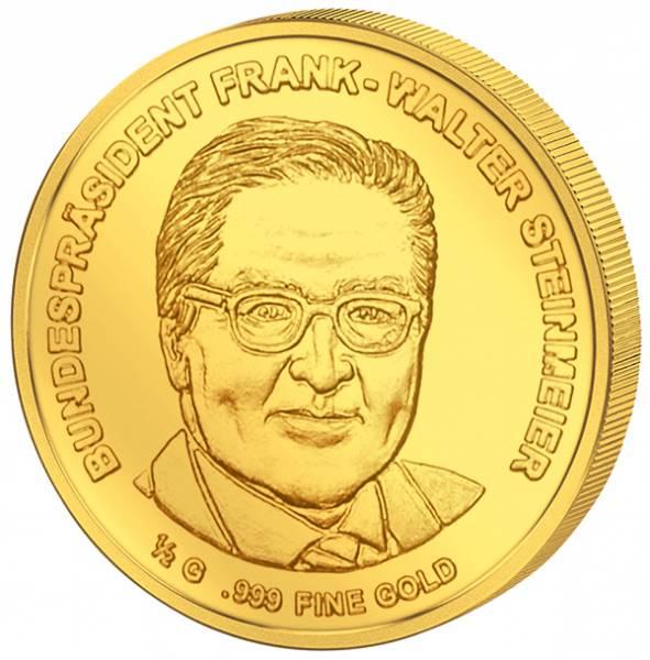 1.000 Francs Guinea Bundespräsident Frank-Walter Steinmeier 2017
