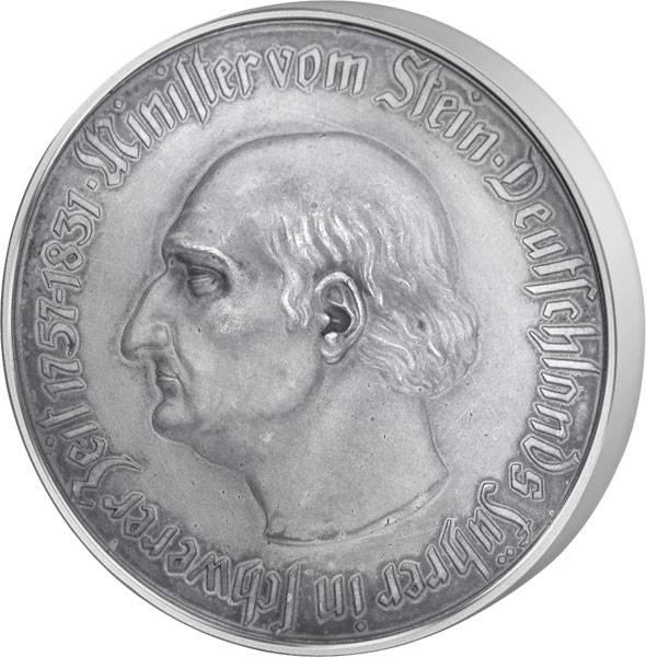 1 Billionen Mark Westfalen vom Stein/Westfalenroß 1923 Vorzüglich