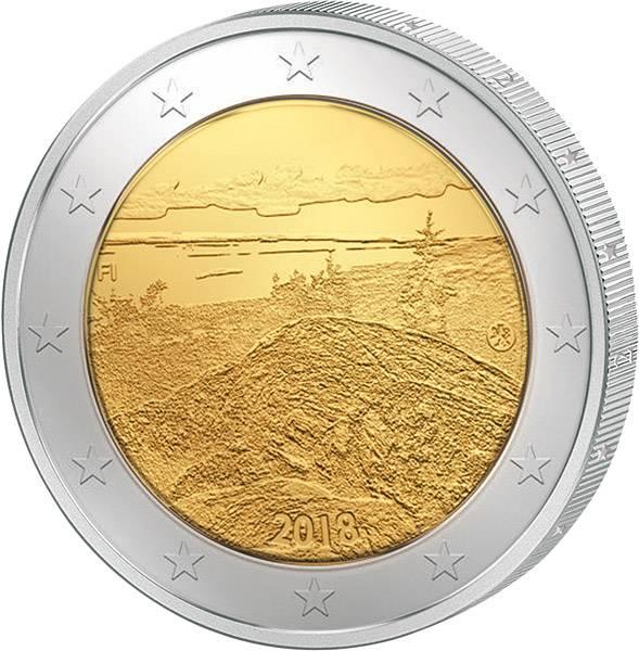 2 Euro Finnland Koli Nationalpark 2018