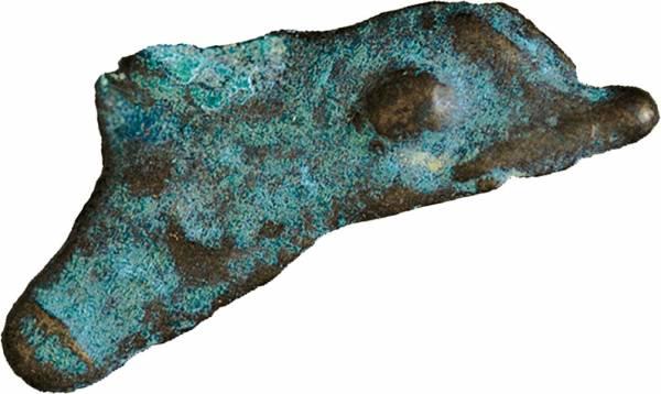 Delphingeld Ionien 300-100 v.Chr. Sehr schön