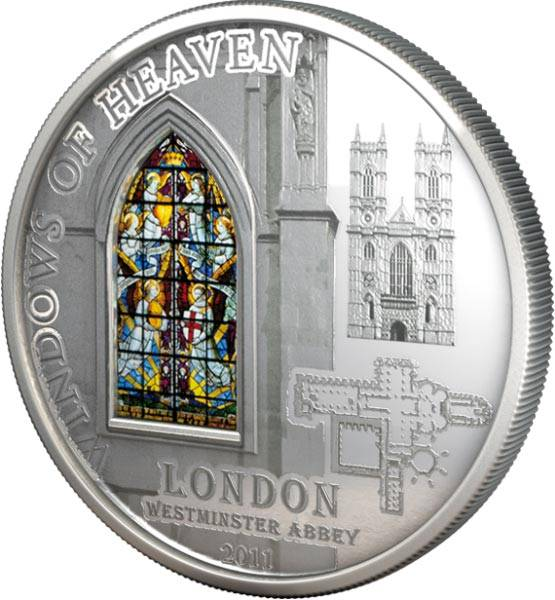 10 Dollars Cook-Inseln Westminster Abbey Royal Flying Corps