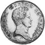 Taler Kronentaler Wilhelm 1831 Vorzüglich