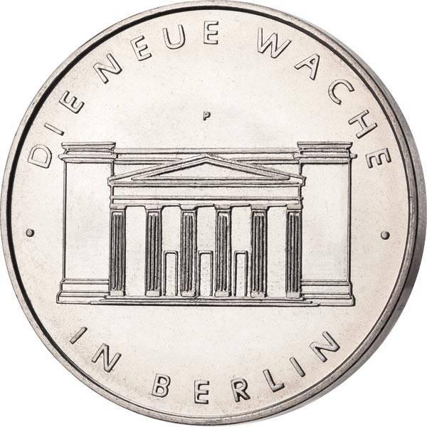 Gedenkmedaille DDR Neue Wache 1967