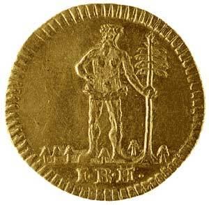 1 Pfennig Braunschweig-Lüneburg Wilder Mann 1724-1785 Sehr schön