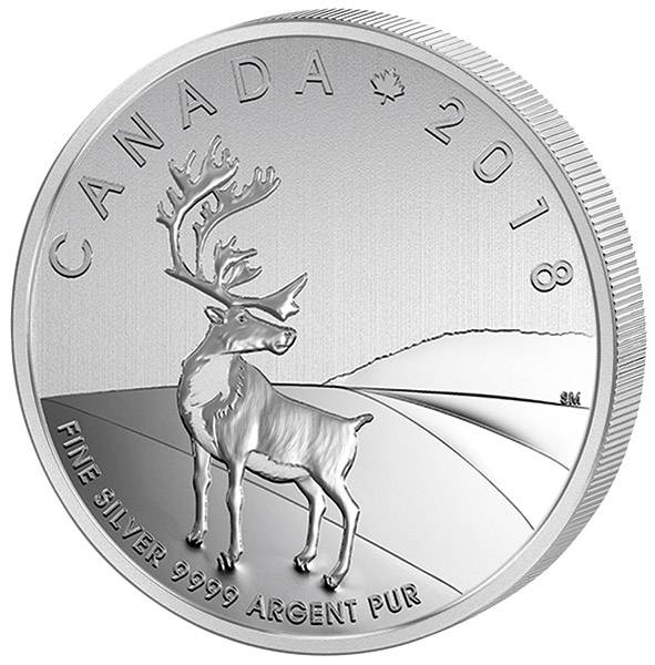3 Dollars Kanada Karibu 2018