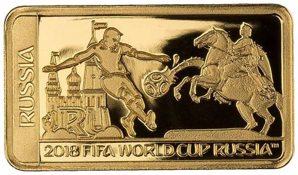 10 Dollars Salomonen Gastgeber Russland 2018