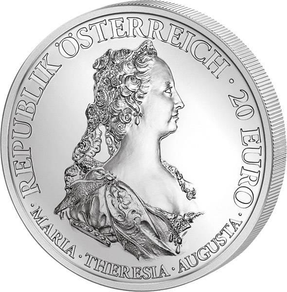 20 Euro Österreich Maria Theresia 2017