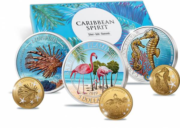 Caribbean Spirit Set
