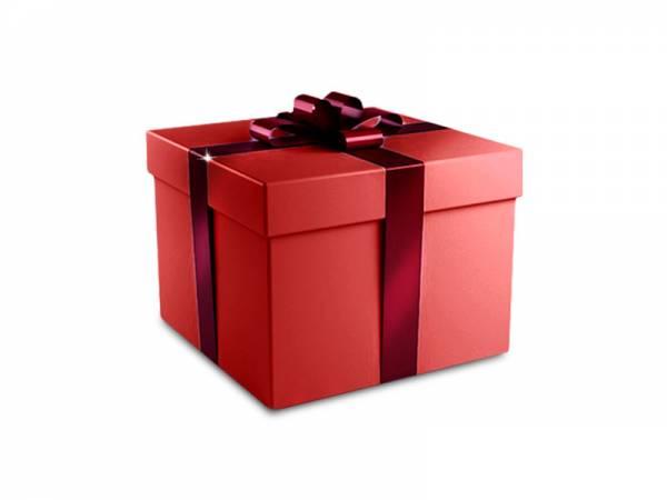 Überraschungsgeschenk für 0,- EUR