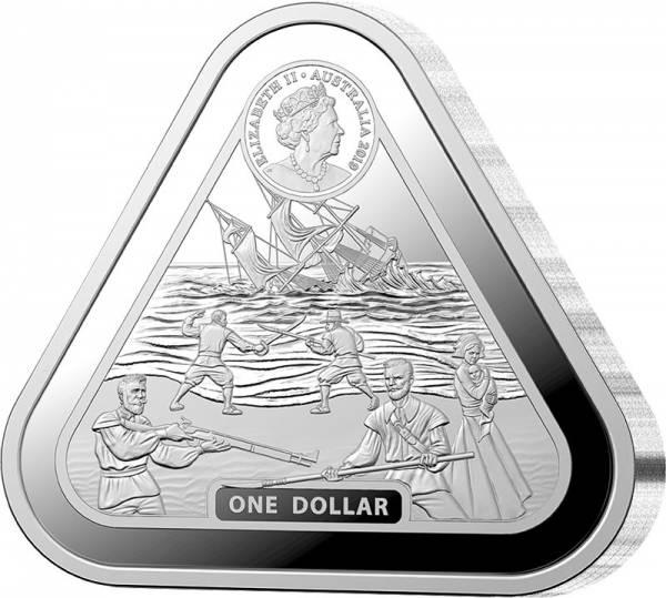 1 Dollar Australien Batavia 2019