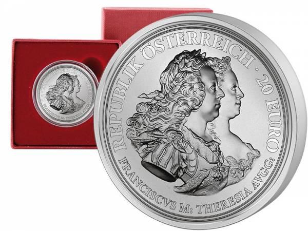 20 Euro Österreich Gerechtigkeit und Härte 2017