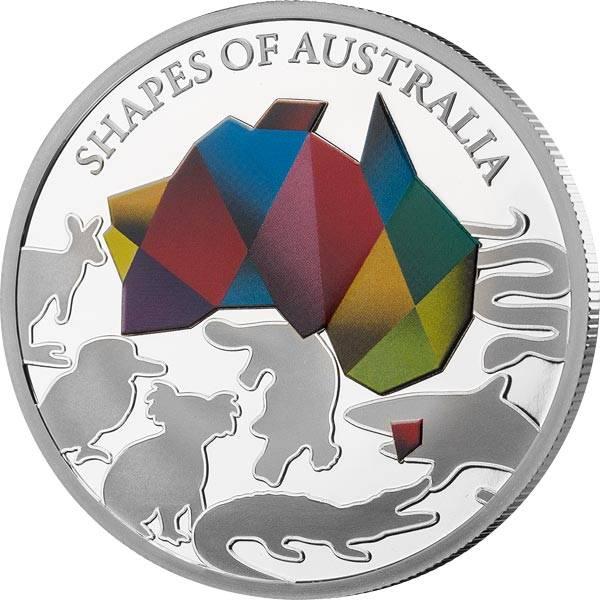 5 Dollars Salomonen Kontinent Australien 2019
