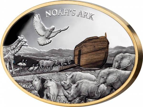 10 Dollars Salomonen Arche Noah 2021