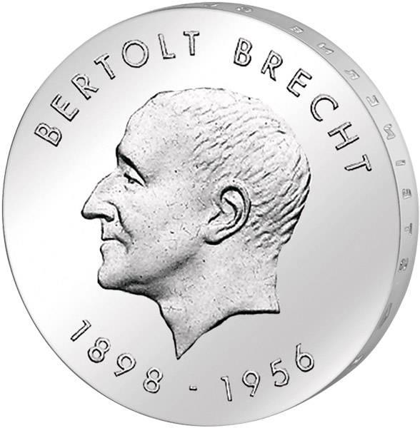10 Mark DDR Bertolt Brecht 1973