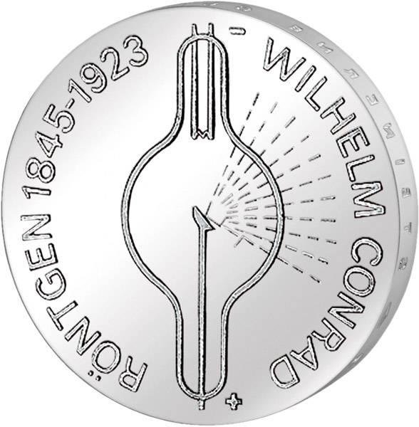 5 Mark DDR Wilhelm Conrad Röntgen 1970