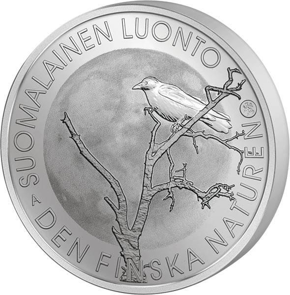 10 Euro Finnland Natur 2017