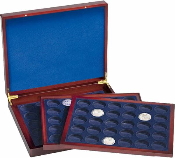 Münzkassette für 10 Euro-Gedenkmünzen
