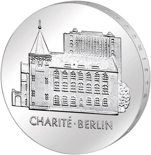 10 Mark DDR Charité Berlin