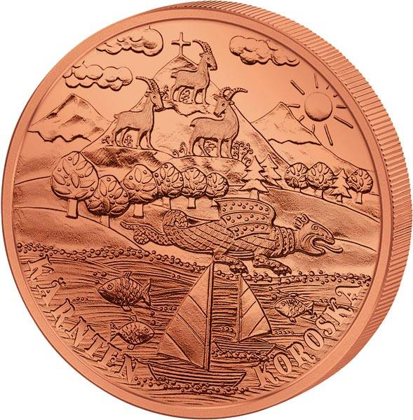 10 Euro Österreich Kärnten 2012