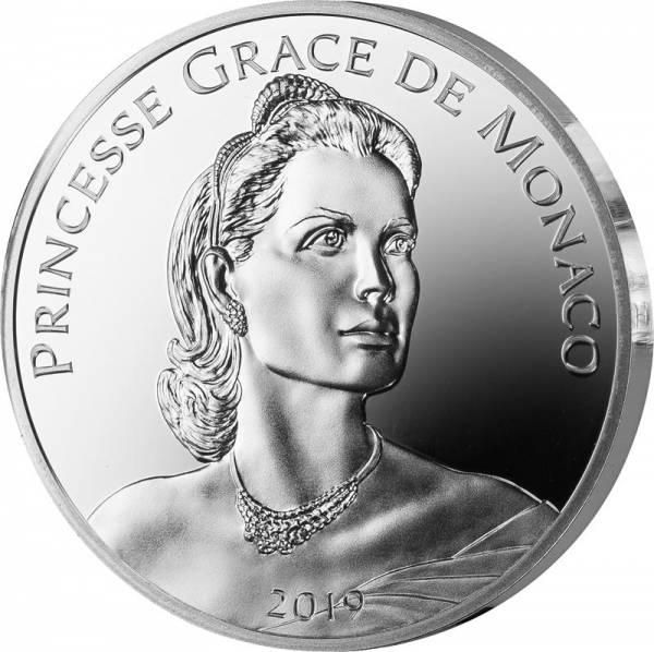 10 Euro Monaco Grace Kelly 2019