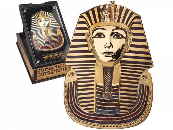 50 Dollars Salomonen Opus Magnificum Tutanchamun 2018