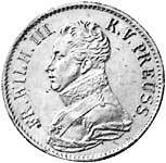 Taler  Kammerherrntaler 1816-1817  Sehr schön