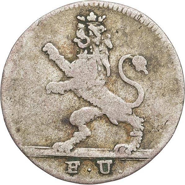 1/24 Taler Hessen-Kassel Landgraf Friedrich II. 1768 - 1780