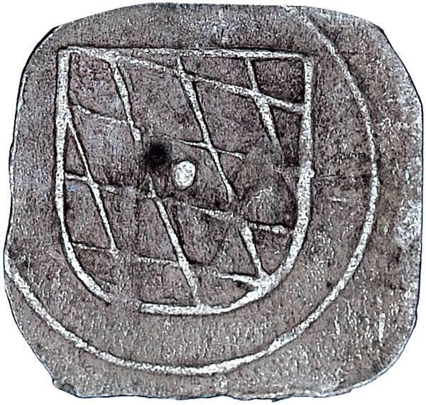 Pfennig Bayern Kurfürst Maximilian I.
