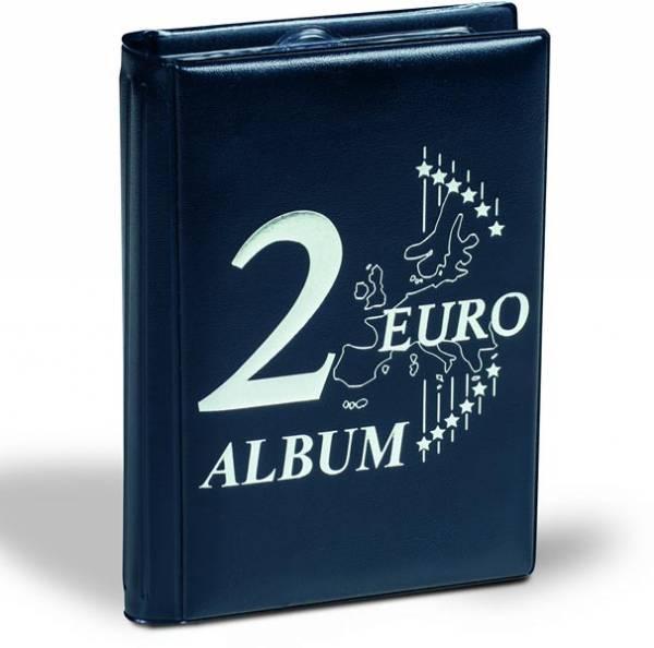 Taschenalbum für 2-Euro-Münzen