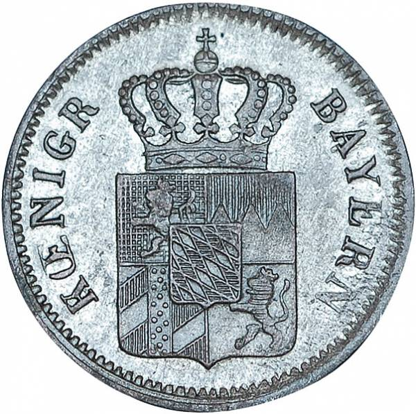 1 Kreuzer König Ludwig I.