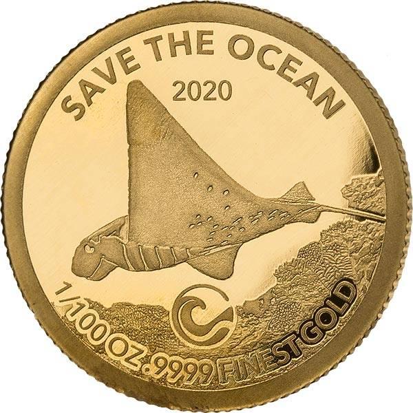 200 Dalasis Gambia Riesenmanta 2020